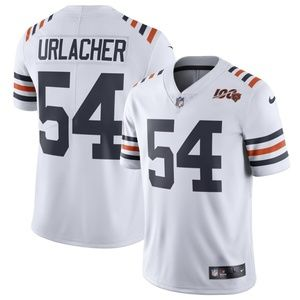 Men's Chicago Bears 54 Brian Urlacher 100 Jersey